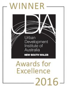 UDIA winner logo 2016